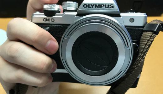 必需品E-M10 MarKII専用カメラグリップ ECG-3を購入したので紹介